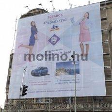 A Dm Magyarország is a Molino Kft.-t választotta