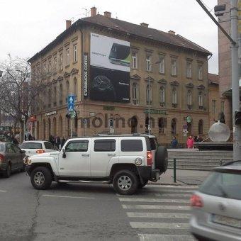 Mammut – Széna tér – Margit krt.