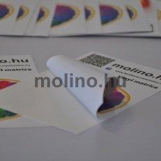 Vinyl fólia / Matrica nyomtatás