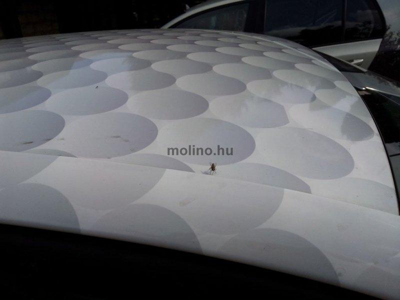 3D melegíthető autómatrica