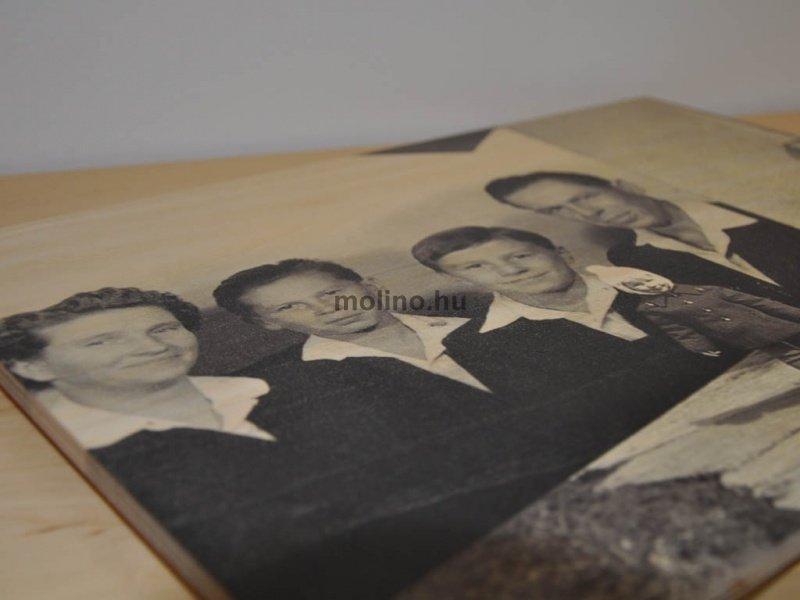 Rétegelt fa lemez nyomtatás