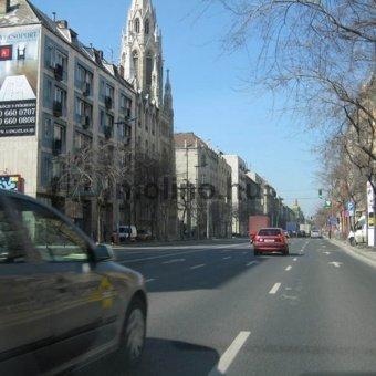 Üllői út – Kálvin tér irányába