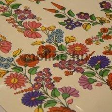 Víztiszta matrica színes nyomtatással