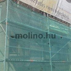 Raschel építési védőháló gyártás