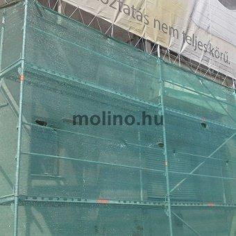 Raschel védőháló építkezésre