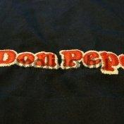 Egyéb textil hímzés felirat