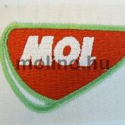 Egyéb textil hímzés embléma