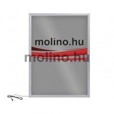 Világító plakátkeret LED