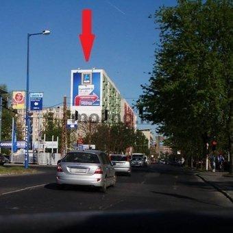 Dráva u. Váci út és Dózsa György út irányába