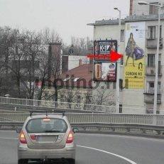 M3 bevezető Kacsóh Pongrác úti felüljáró
