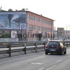 Liszt Ferenc repülőtérre vezető út – Gyömrői út centrum irányába