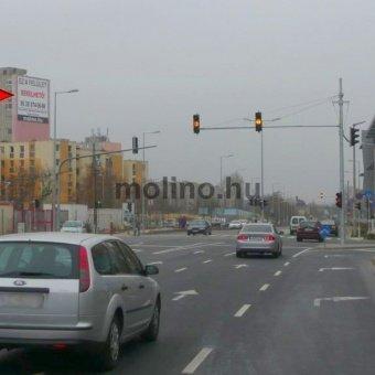 Vak Bottyán u. – Kosárfonó u. kereszteződés