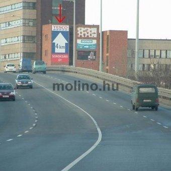 Helsinki út – Soroksári út irányába
