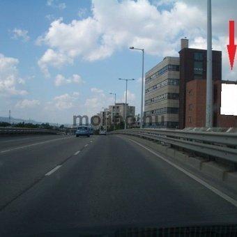 Helsinki út – Soroksári út irányába JOBB