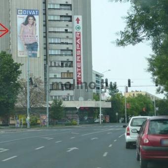 Szolnok belváros, Jubileum tér toronyház