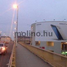 """Westend - Ferdinánd híd Váci út felől """"A"""""""