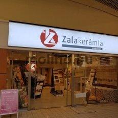 Dekoráció a Zalakerámia üzleteiben
