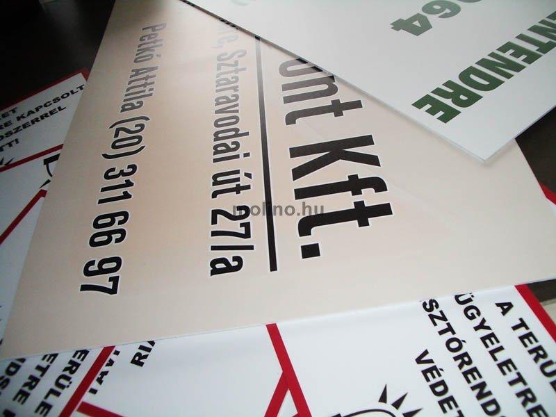 Ongro tábla nyomtatás 022