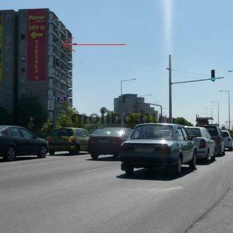 Soroksári út Helsinki út kivezető Gubacsi Hídnál KI
