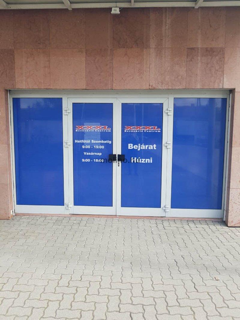 perforált ablakmatrica 0010