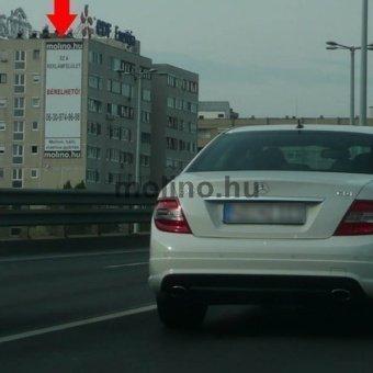 Váci út – Róbert Károly körút kereszteződés Árpád Híd Pesti hídfőnél JOBB