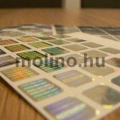Hologram matrica 02
