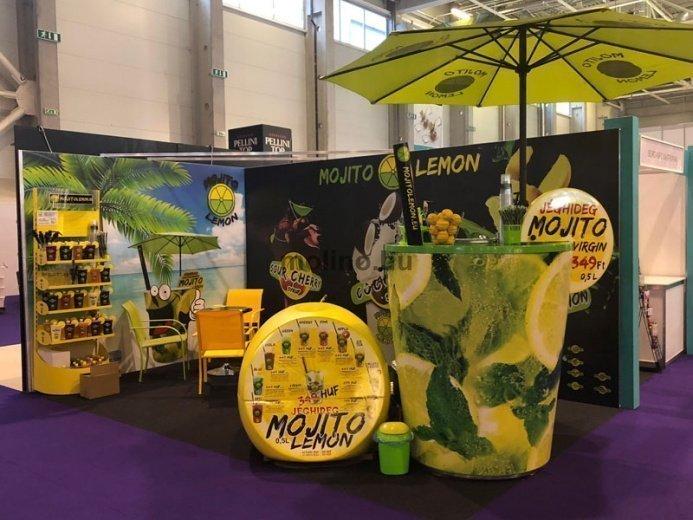 Mojito Lemon matrica