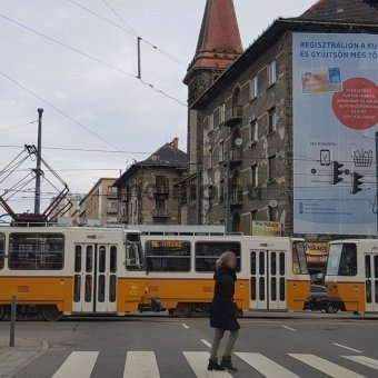 """ALLEE pláza – Fehérvári út sarok jobboldalt """"A"""""""