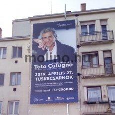 Toto Cutugno koncert promóció