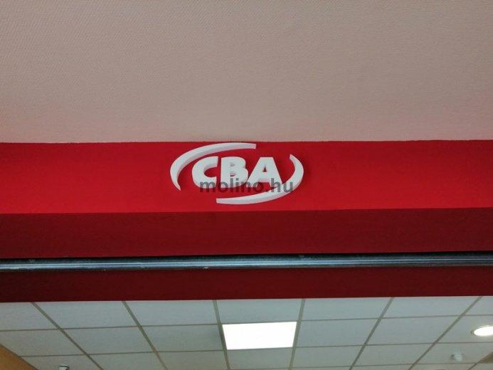 CBA üzletdekoráció