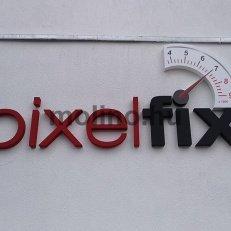 Pixelfix habbetűk