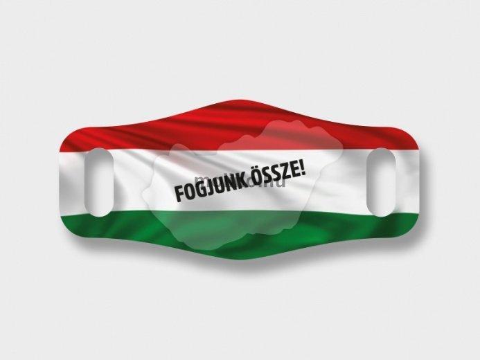 FOGJUNK ÖSSZE! Magyarországért arcmaszk