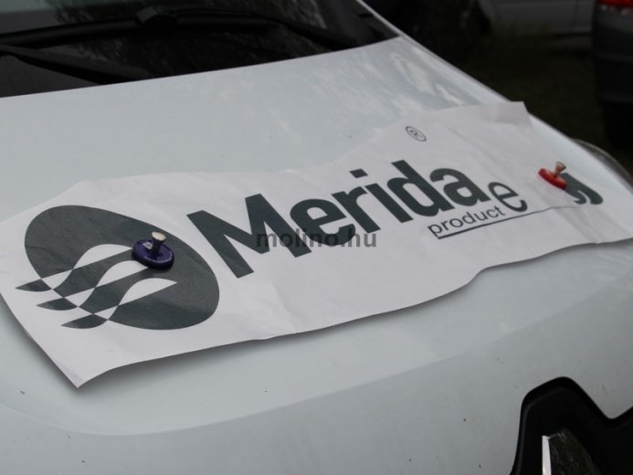 Merida Kft. flotta dekoráció: Merida 02