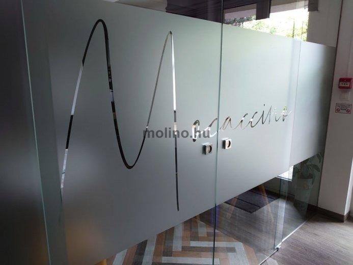 Matrica dekoráció: Café Reklám 02