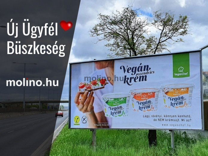 VeganChef kampány