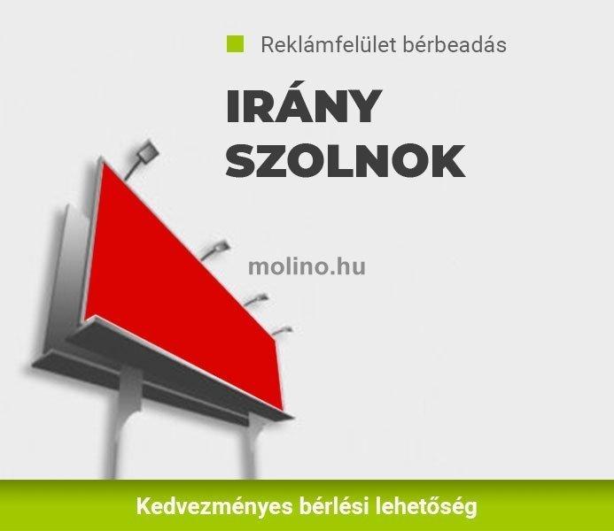 Reklámfelület bérbeadás Szolnok