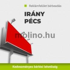 Reklámfelület bérbeadás Pécs