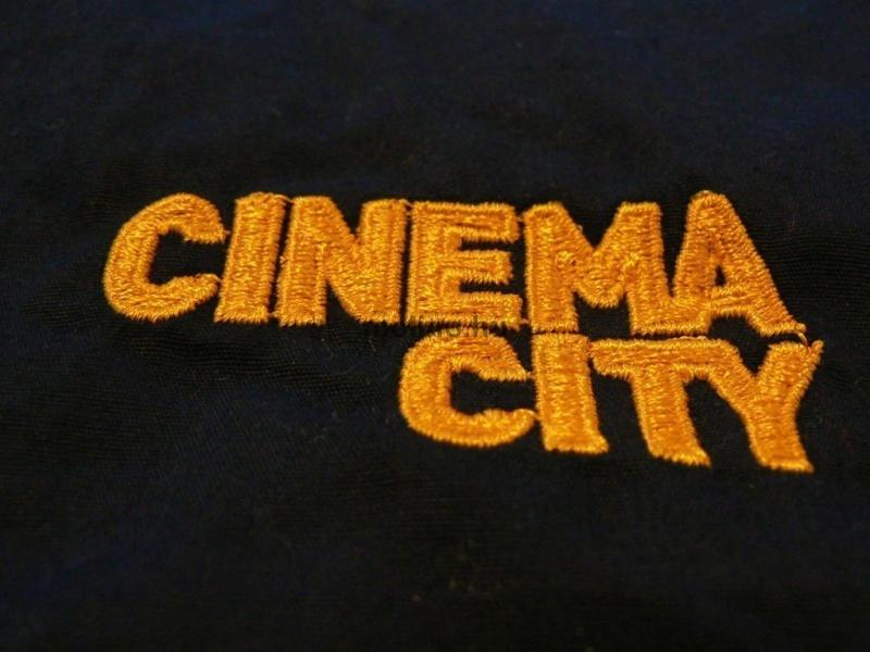 Egyéb textil hímzés CINEMA