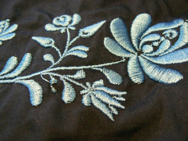 Egyéb textil hímzés motívum