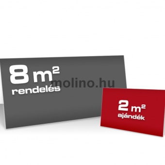 Habosított PVC tábla csomag 8+2