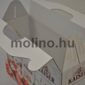 Hullámkarton dobozok nyomtatva