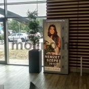 Mobil töltő állomás Auchan 0020