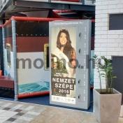 Mobiltelefon töltő állomás Auchan 0023