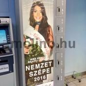 Mobiltelefon töltő állomás Auchan 0025