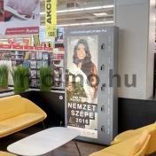 Mobiltelefon töltőállomás Auchan 0021