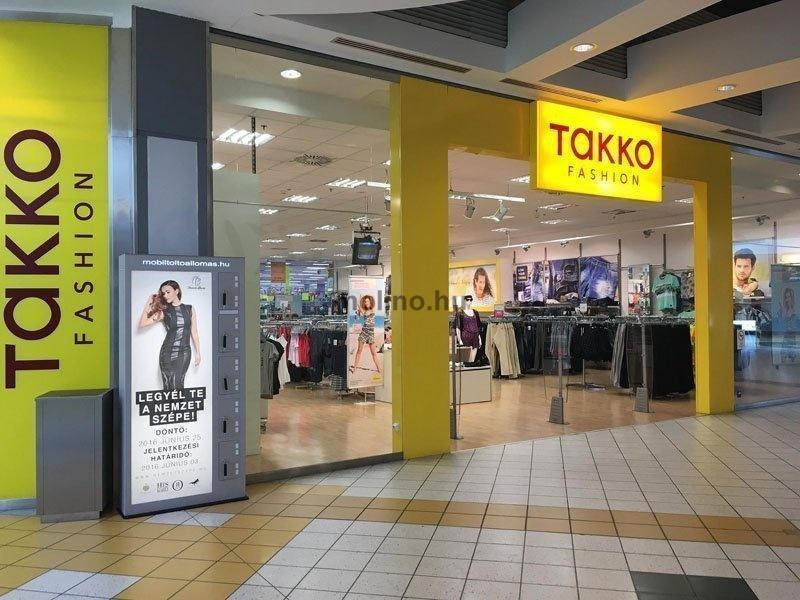 Mobiltöltő állomás Auchan 01