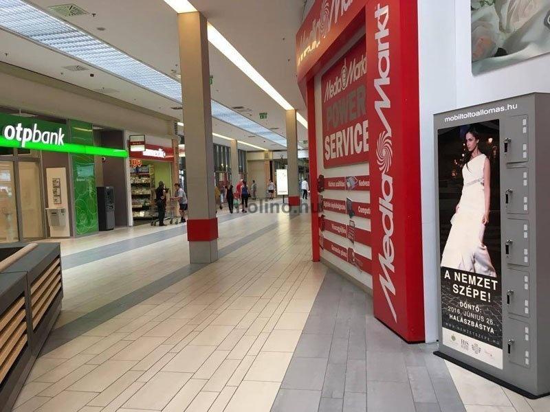 Mobiltöltő Auchan 03