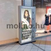 Mobiltöltőállomás Auchan 007