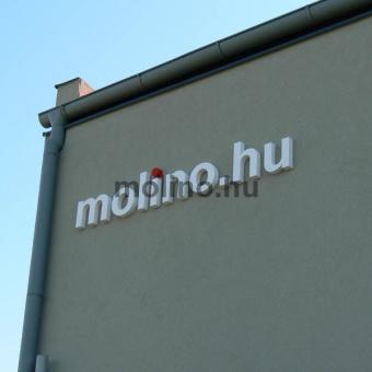 molino habbetű felirat 10
