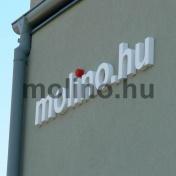 molino habbetű felirat 13